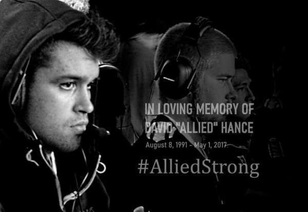 AlliedStrong - how gamers swarm around their own
